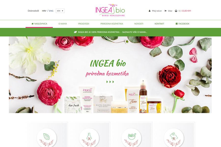 Nove web stranice www.ingeabio.com